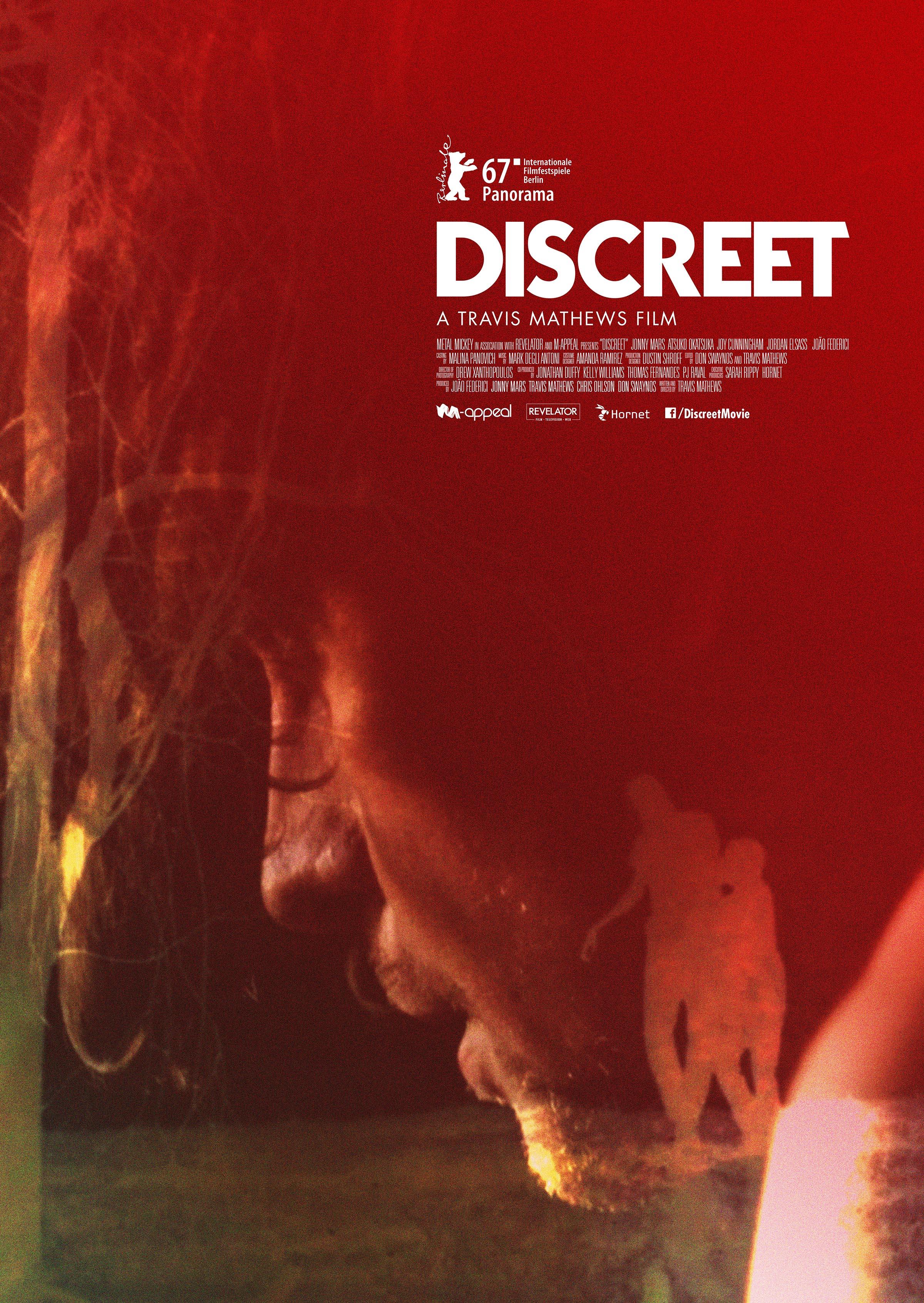 discreet_poster