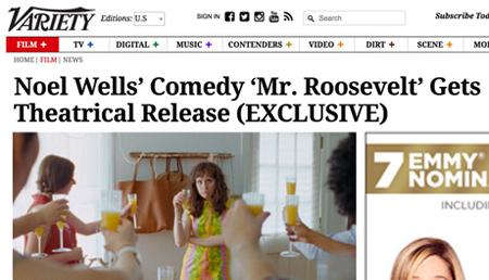 Revelator Video Production Mr Roosevelt Film