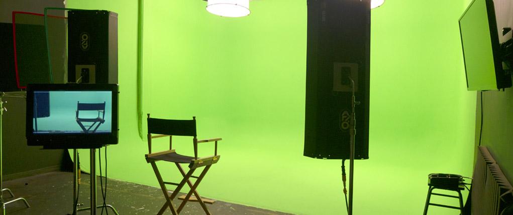 revelator video production studio green screen austin texas